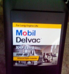 Mobil Delvac XHP Extra 10W40 20 литров