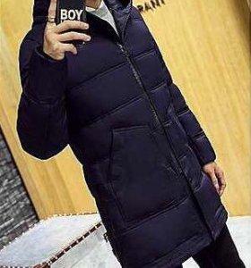 Новая мужская демисезонная куртка (парка)