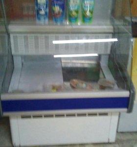 Холодильная ветрина для магазина