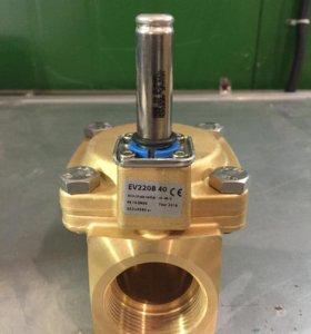 Дренчерный сигнальный клапан Danfoss EV220B 40 H3