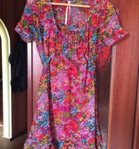 Платье гипюр 48 р
