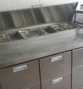 Стол холодильный для пиццы HICOLD