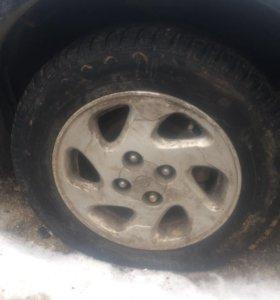 Комплект дисков Nissan