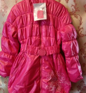 Пальто куртка для девочки