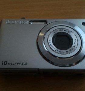 Фотоаппарат Panasonic Lumix dmc-fs42, 10.0 mpx, со
