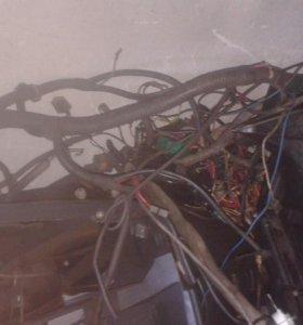 Двигатель кпп мозги 2115