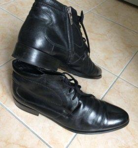 Ботинки мужские 45р