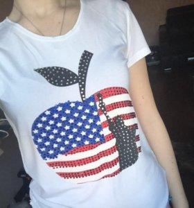 Обсалютно новая футболка