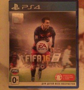Диски к PS4
