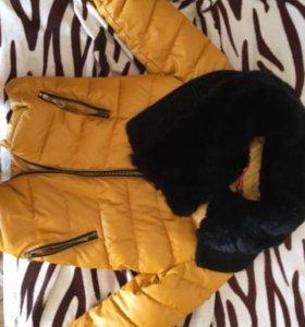 Куртка демисезонная, женская