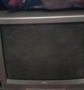 """Телевизор """"Toshiba"""" ремонт или на запчасти"""