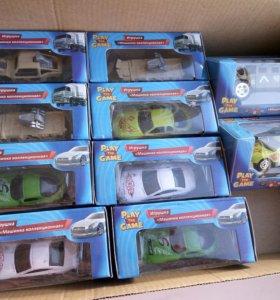 Машинки коллекционные
