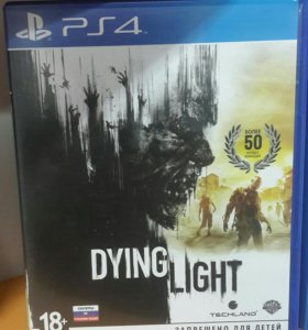 Dying Lights ps4 playstation 4