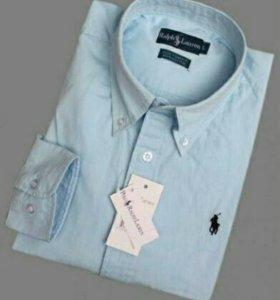 Новая мужская рубаха Ralph Lauren