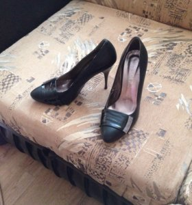 Новые туфли.