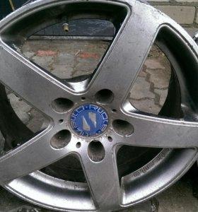Литые диски R15 5×120