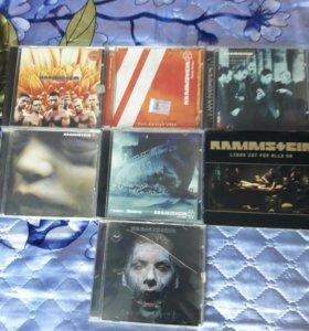 CD диски Rammstein