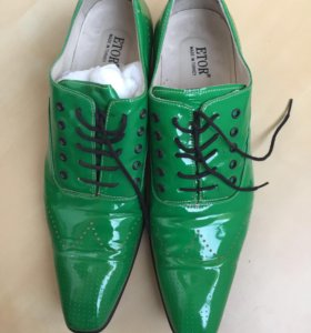 Туфли лаковые, НОВЫЕ