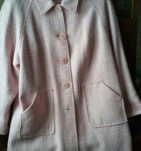 Пальто размер 56