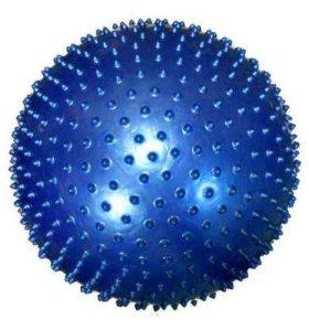 Мяч массажный с шипами