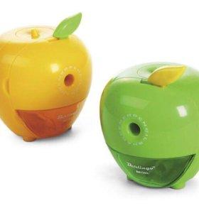 Точилка механическая яблоко, 7 шт.