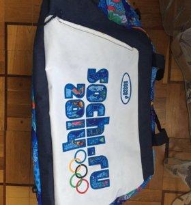 Оригинал sochi сумка