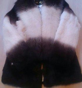 Шубка + пальто даром
