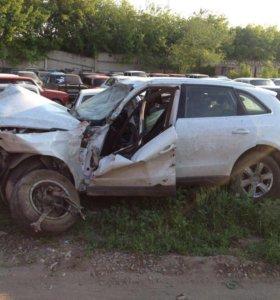 Audi Q5 на запчасти