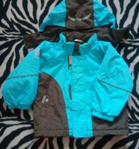 Комплект куртка и штаны lassie