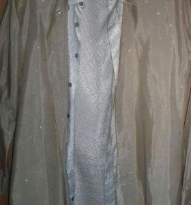 Рубашки шелк