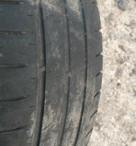 Шины Michelin 195/65 r15 4 штуки