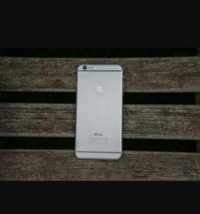 iPhone 6+ 64 гиг серый