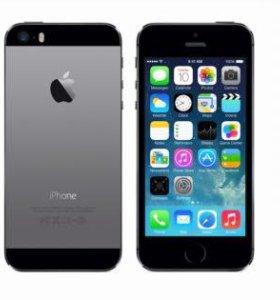 Продам IPhone 5s 16gb SpaceGray