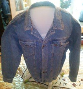 Джинсовая куртка Lee Cooper