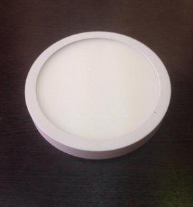 Ультратонкий накладной светодиодный светильник 15W