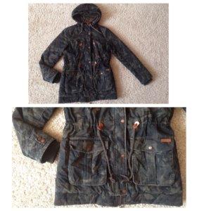 Куртка парка berch