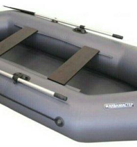Лодка пвх Аква-Мастер 300 Транец навесной