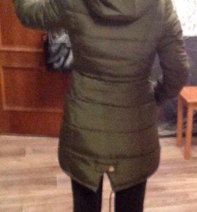 Новая куртка-парка