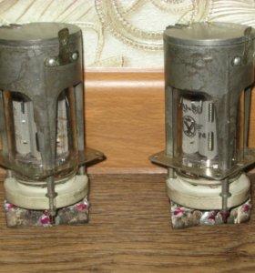 Лампы гу-50 в корпусе