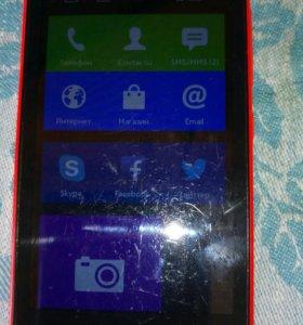 Телефон Nokia X Dual