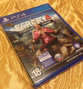 Far Cry 4 (Playstation 4 / PS4)