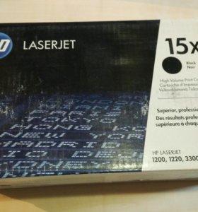 Оригинальный картридж HP C7115X