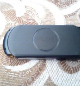 PSP. Портативная консоль +флешка 8гб
