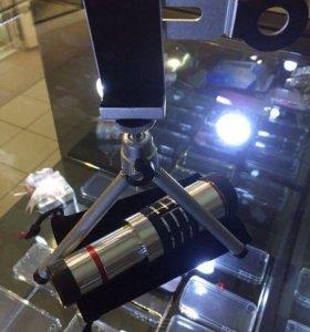 Объектив на телефон для фото видео съемки