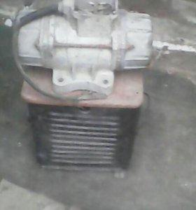 Вибратор с понижающим трансформатором
