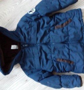 Куртка демисезонная 92рр