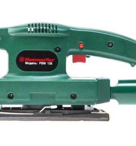 Шлиф машинка Hammer PSM 135
