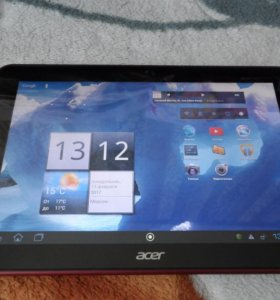 Планшет Acer Iconia tab a200 16 gb