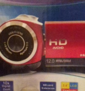 видео камера Sony.12.2мега пикселя.