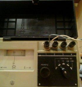 Набор приборов радиолюбителя